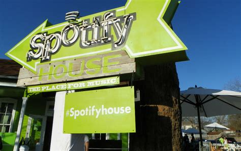 spotify house the spotify house will be a party house at sxsw digital trends
