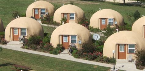 japans earthquake resistant dome houses