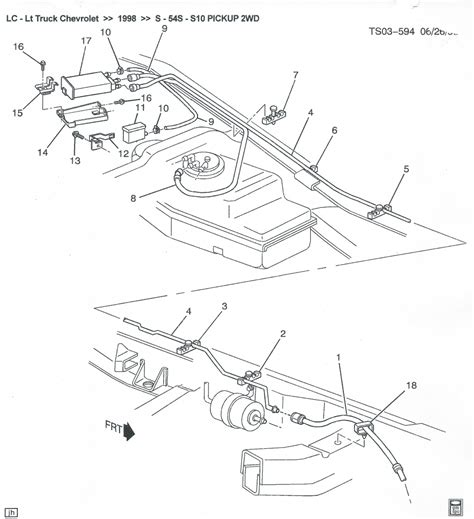 small engine maintenance and repair 1998 chevrolet blazer auto manual 2000 chevy blazer fuel line diagram wire center