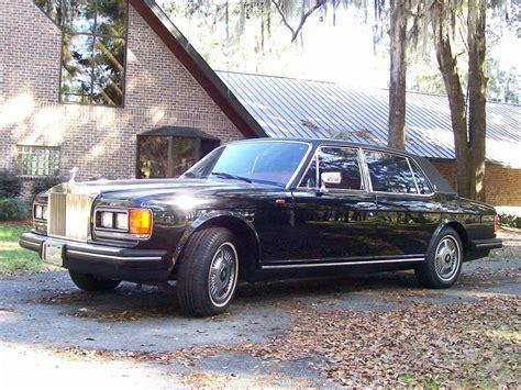 1985 rolls royce silver spur 4 door sedan 63960