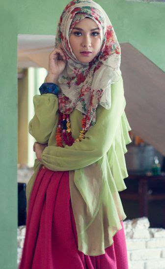 tutorial hijab zaskia adya mecca segi empat 23 tutorial hijab zaskia adya mecca pashmina segi empat