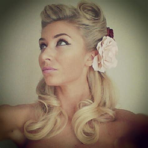 hairstyle pin ups pinterest discover and save creative ideas
