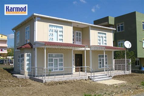 karmod prefabricated building teknologies