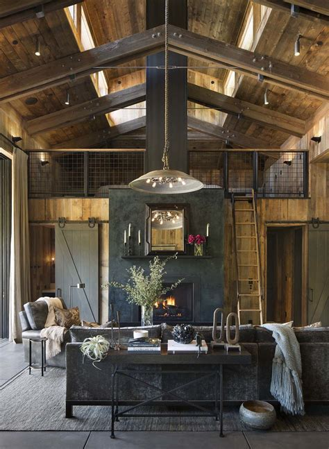 napa valley home decor farmhouse style cabin in napa valley style estate