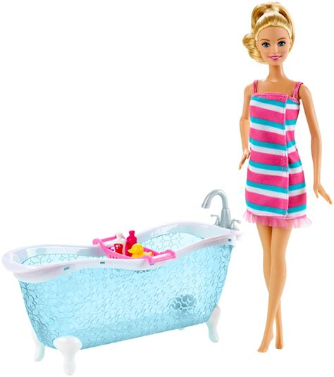barbie doll bathroom barbie 174 doll and bath