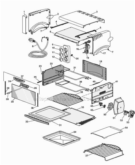 Delonghi Toaster Oven Replacement Parts Delonghi Eo1251 Parts List And Diagram Ereplacementparts Com