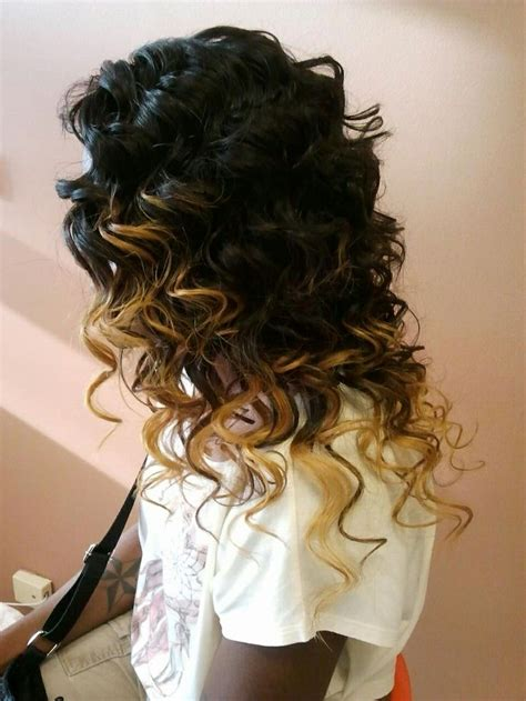 wand hair styles weave curls with wand hairstyles pinterest