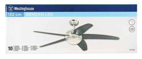 westinghouse wengue ceiling fan westinghouse ceiling fan bendan wengue with led light