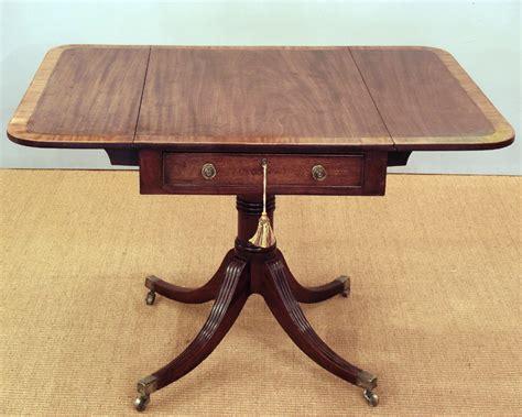 antique pedestal pembroke table antique pillar table