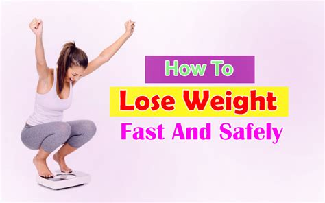 how to lose weight fast and safely webmd exercise top 10 most helpful weight loss tips