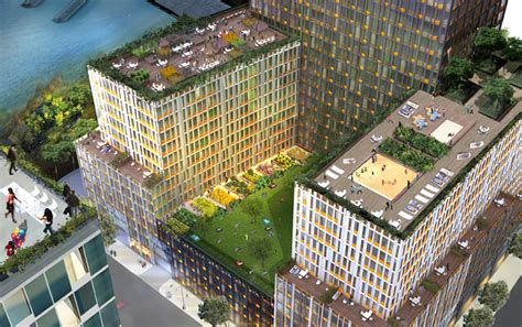 affordable home design nyc massive hunter s point south affordable housing project