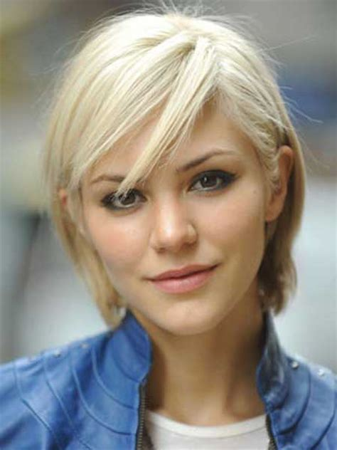 hairstyles short blonde fine hair pictures of blonde short hairstyles short hairstyles