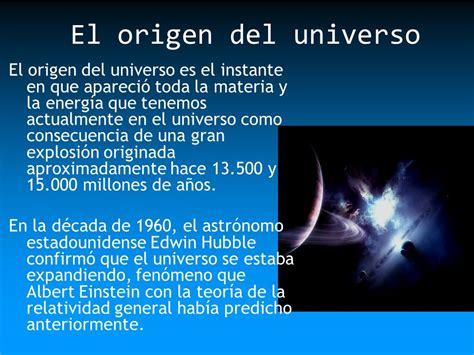 el origen del universo 848441891x la teoria de la gran explosion del big bang trends fashions