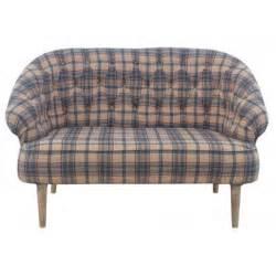tartan sofa one living