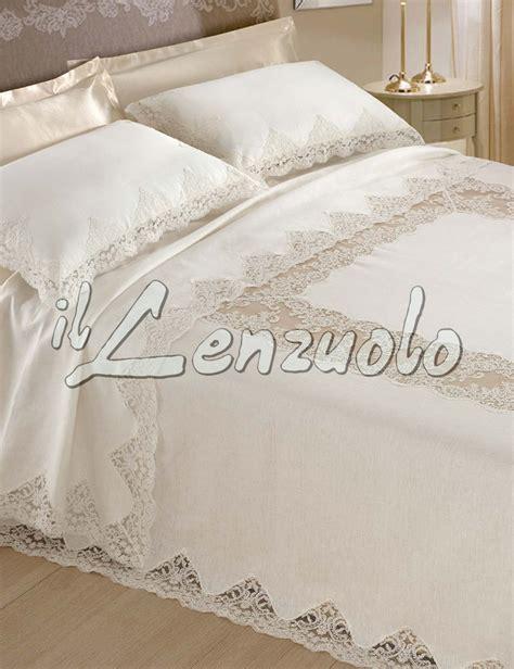 corredo letto corredo sposa copriletto e lenzuola matrimoniali con
