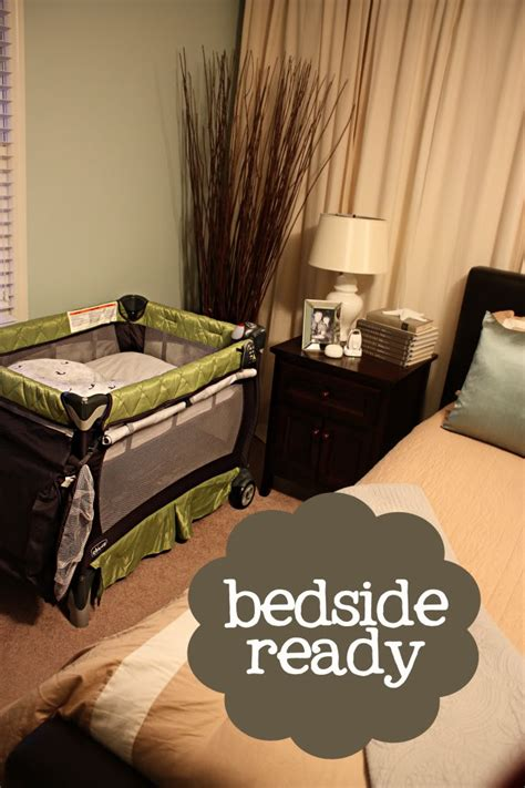 bassinet in bedroom ready freddy betty bower power