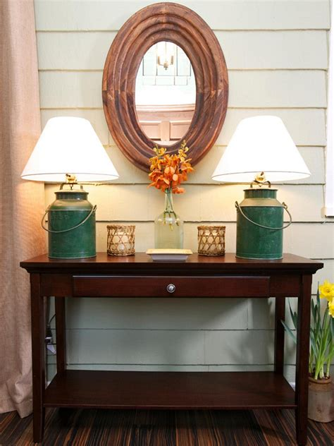 foyer table decor ideas cool ideas for entry table decor homestylediary