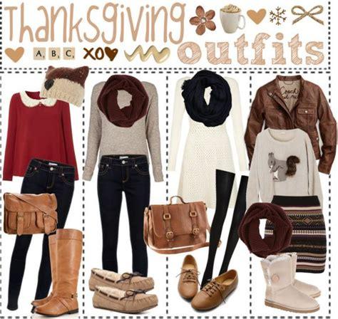 Thanksgiving Wardrobe by 90 S Fashion