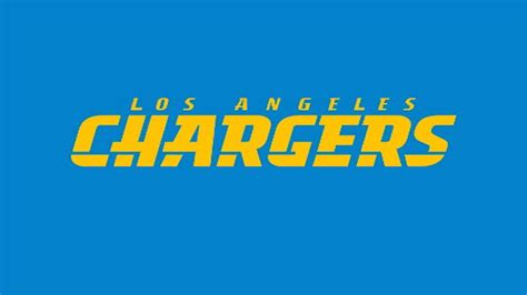 what are chargers the los angeles chargers used three different logos
