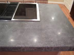 concrete countertops concrete countertops for the kitchen a solid surface on the cheap