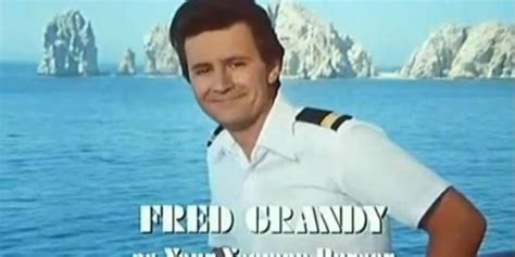 gopher love boat costume fred grandy from the love boat s birthday today
