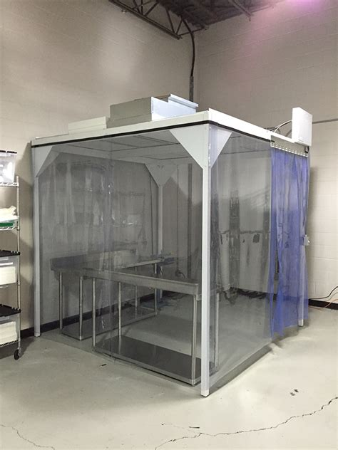 portable rooms portable clean rooms krauter
