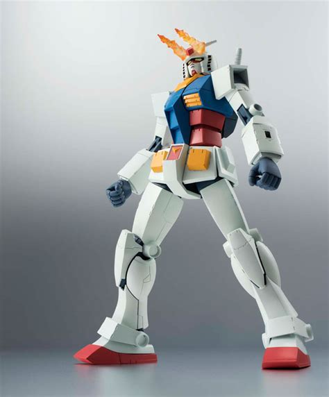 Hanger Anime Gundam Rx78 gundam robot spirits figure rx 78 2 gundam ver a n i m e archonia us