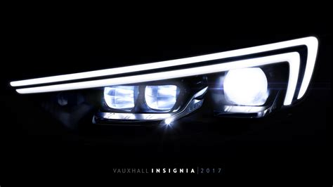 Lu Led New Megapro opel introduces new intellilux led headlights on the new