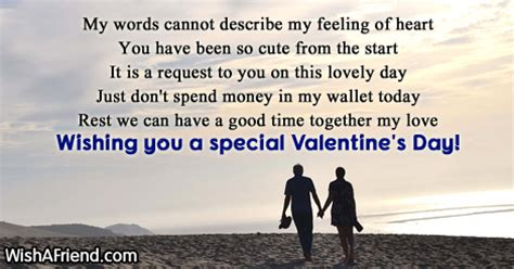 words that describe valentines day my words cannot describe my feeling s day