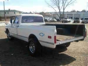 purchase new 1970 chevrolet 1 ton dually longhorn bed 67 68 69 71 72 in denver
