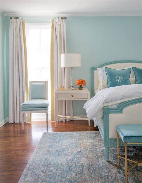 Light Turquoise Bedroom Cannon Limited Interiors House Of Turquoise