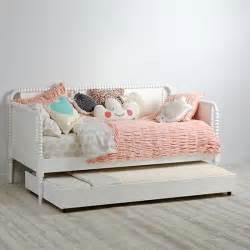 Child Daybed Lind Daybed White Our Daybed With Trundle
