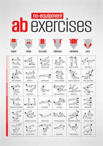 no equipment ab exercises bodybuilding