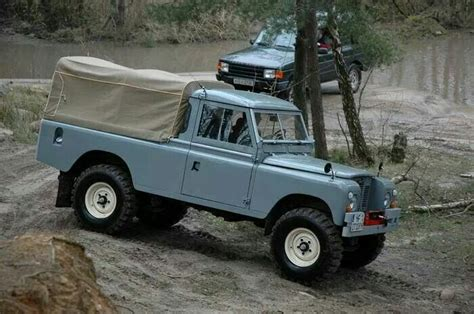 land rover series 3 109 fully restored german registered land rover one ton series