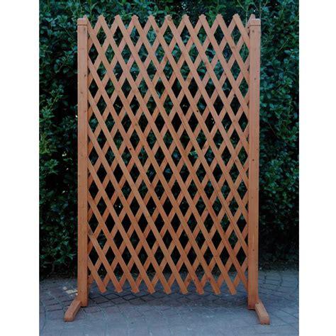 grigliati estensibili in legno terminali antivento per