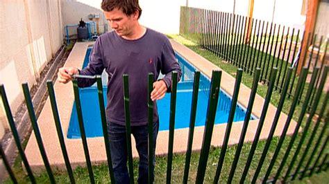 h 225 galo usted mismo 191 c 243 mo construir una reja para la piscina