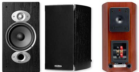 polk audio rti a3 bookshelf speakers av australia