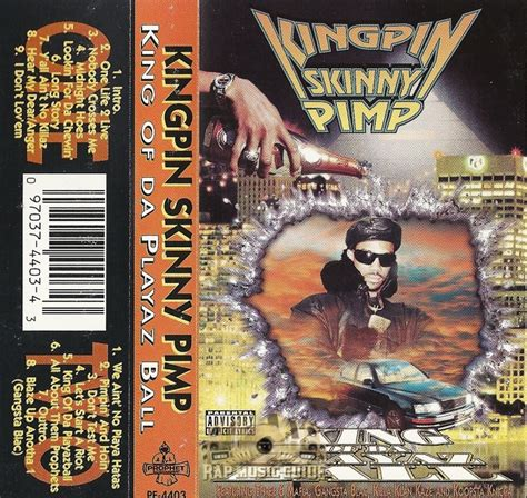 kingpin skinny pimp king of the playaz ball 20th kingpin skinny pimp back to tha playaz ball software free