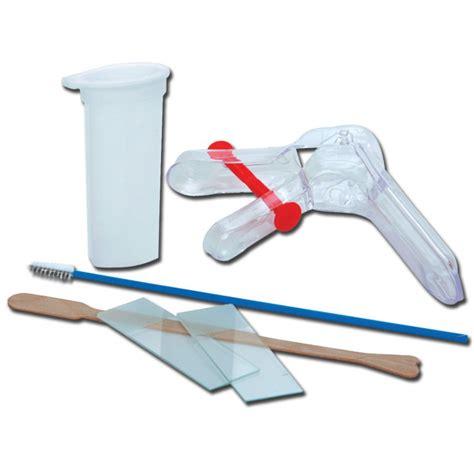 papanicolaou test pap test kit sterile
