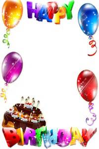 How To Decorate Birthday Party At Home birthday frames android apps on google play