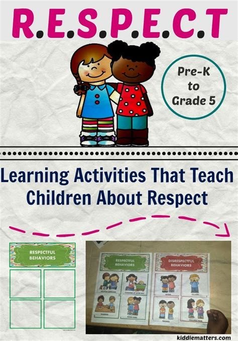 Or Youth Lesson Best 10 Teaching Respect Ideas On