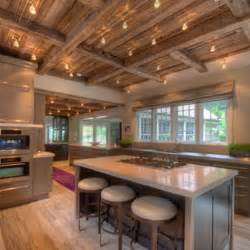 Open Ceiling Lighting Kitchen Envy 10 Rooms We