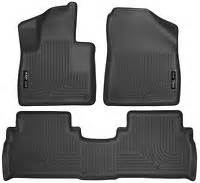 2011 Kia Sorento Floor Mats All Weather Weathertech 174 Floor Mats Floorliner For Kia Sorento 2016