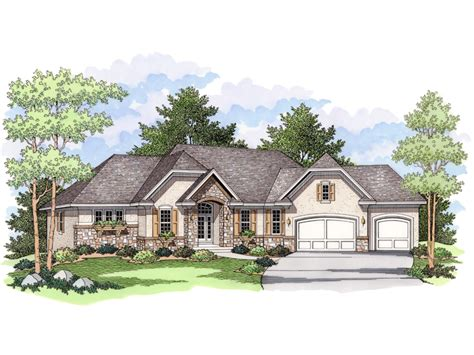 luxury ranch house plans for entertaining washburne luxury ranch home plan 091d 0024 house plans