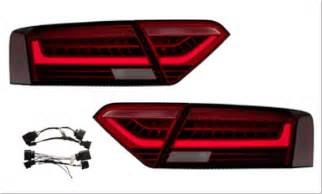audi a5 b8 facelift led eu taillights conversion kit