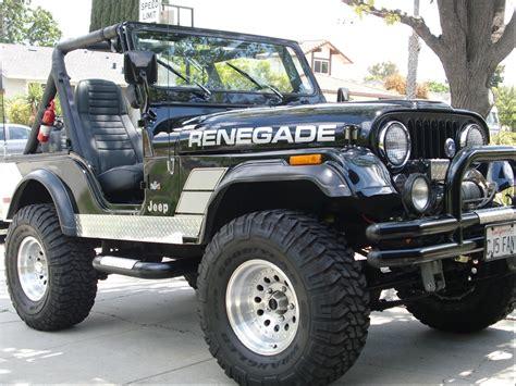 jeep cj renegade for sale jeep cj5 for sale image 49