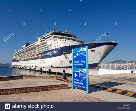 celebrity constellation images celebrity constellation cruise ship docked at bodrum
