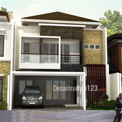 gambar desain rumah 9 x 15 desain rumah 9 x 15 m2 2 lantai minimalis tropis
