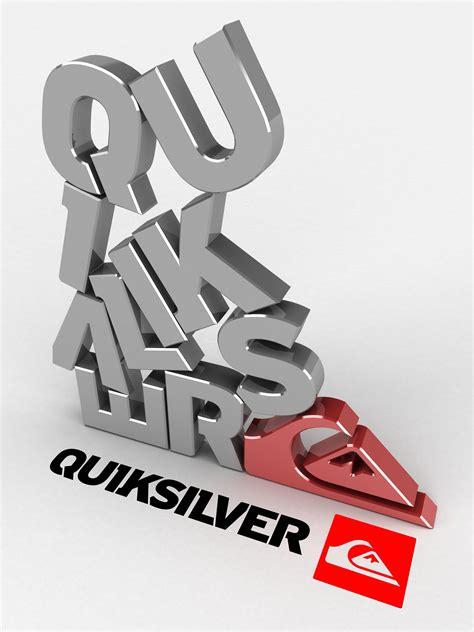 quiksilver 3d wallpaper quiksilver logo wallpapers wallpaper cave