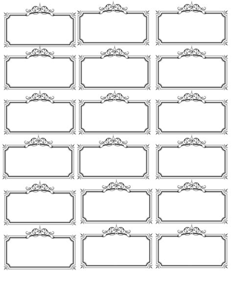 Name Tag Template Invites Illustrations Pinterest Family Feud Name Tag Template